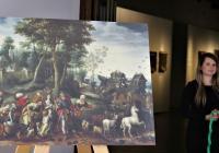 Sbírka obrazů prvorepublikového politika Šrobára je k vidění v Národním zemědělském muzeu