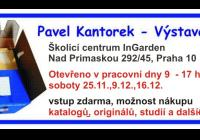 Pavel Kantorek výstava Z krabice