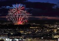 Mezinárodní přehlídka ohňostrojů ohromí Brno!