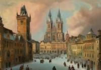 Praha v čase vánočním / Tradice a řemesla od adventu do Hromnic