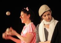 Židovka aneb Žonglování se životem