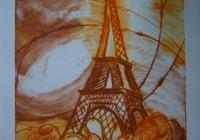 Základní grafické techniky - suchá jehla