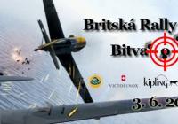 Britská Rally Kokořín 5 - Bitva o Británii