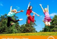 Letní výtvarný tábor pro děti u Sázavy