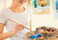 Naučte se v létě malovat - prázdninové intenzivní malování