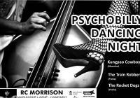 Psychobilly Dancing Night