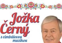 Jožka Černý s cimbálovou muzikou