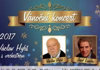Vánoční koncert 2017 Orchestru Václava Hybše