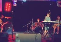 Jaké je to hrát v kapele? Music workshop pro děti