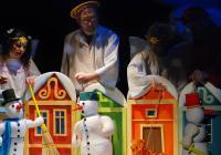 Vánoce tří sněhuláků