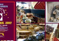 Vánoční hrnčířské a řemeslné trhy Výstaviště