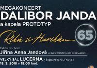 Benefiční Galakoncert Dalibora Jandy k jeho 65. narozeninám