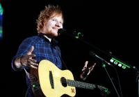 Ed Sheeran ohlásil turné na rok 2017