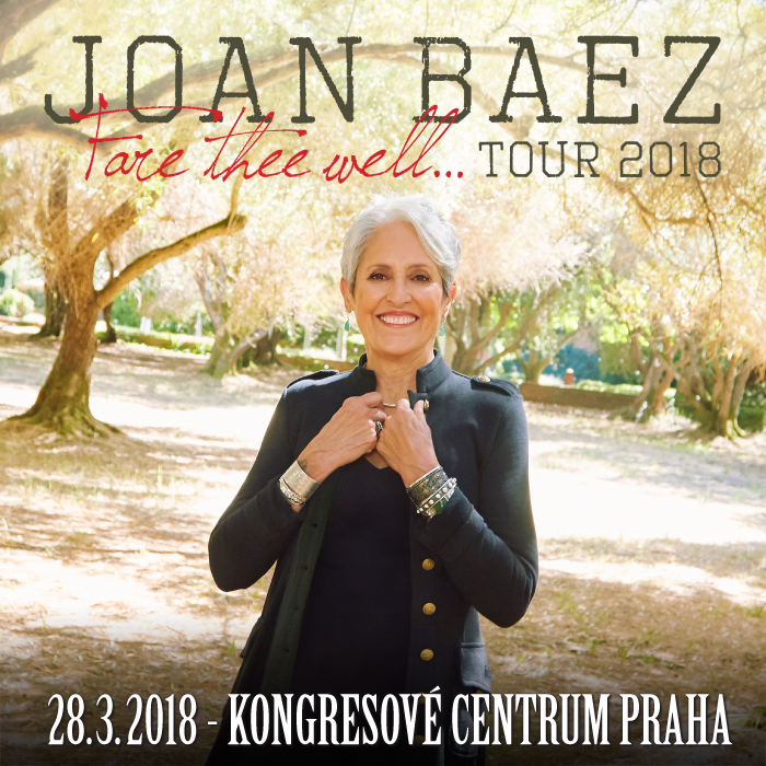 Joan baez tour 2018 deutschland