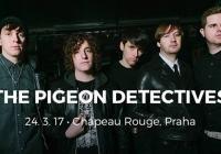 The Pigeon Detectives v Praze