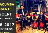 Koncert Latin Soul & Kubánská Salsa Party