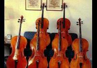 Koncert violloncelistů Pražské konzervatoře