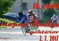 Moped Rallye Rychtářov