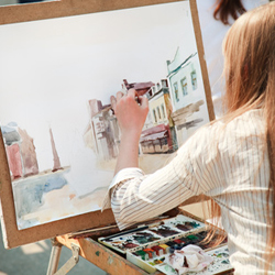 Kurz Kresby A Malby Vytvarny Atelier Malovani Kresleni O S