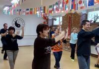 Taoistické tai chi - ukázkové cvičení