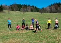 Kurz etiky a běžecká škola v Lanterně