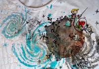 Textilní workshop Malý princ v Aladine