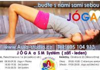 SM Systém a Jóga