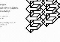 #Minidyzajn v zahradách Anežského kláštera