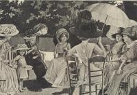 Čaj o páté  -  výstava s ukázkou tradic spojených s podáváním čaje
