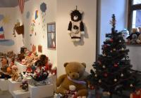 Vánoce u medvídků