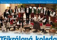 Tříkrálová koleda - dozvuky folklorních Vánoc