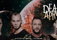 Metaloví Dead By April se v září vrátí do Prahy i se zakládajícím zpěvákem