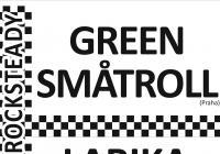 Green Småtroll & Larika
