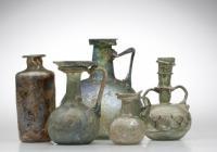 Dovednost – nebo mistrovství – antických sklářů