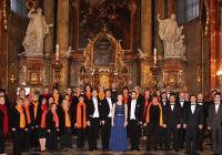 Jarní koncert pěveckého sboru Lumír
