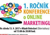 1. konference o online marketingu v Mladé Boleslavi