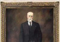 Výstava v Senátu připomíná odkaz T. G. Masaryka