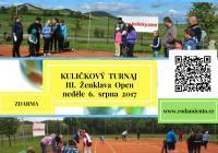 Kuličkový turnaj III. Ženklava Open