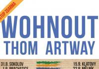 Pátý ročník ekompilací odstartoval v Sokolově, na každé ze zastávek zahraje Thom Artway či Wohnout