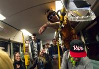 Zlínský Busfest opět roztančí paluby zlínských trolejbusů