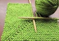 Panelové pletení ze čtverců
