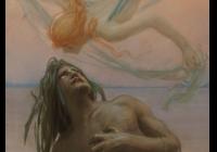 Symbolistické obrazy Maxe Pirnera vystavuje Národní galerie