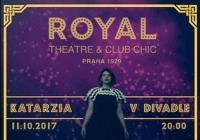 Katarzia v divadle Royal