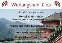 Wudangshan, Čína - přednáška s promítáním