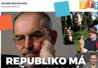 Republiko má středisková - politický kabaret