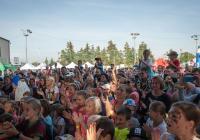 Sporťáček 2017 České Budějovice - Festival sportu pro děti