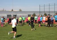 Jarní výběh - příprava na půlmaraton!