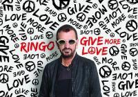 Ringo Starr ohlašuje novou desku. Give More Love vyjde v polovině září