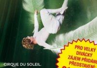 Svět Varekai v podání Cirque Du Soleil přidává v Praze další představení