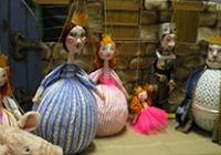 Divadlo pro děti: O princezně, která se ničeho nebála